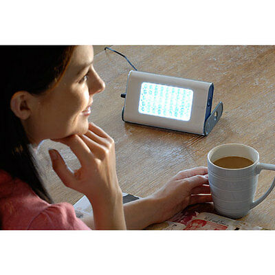 Lumie Zip - Portable LED S.A.D. Light Therapy - FIGHT WINTER BLUES - RRP £115