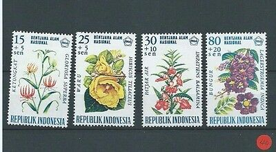 Attractive set of stamps from Indonesia. 1966. SG 1113-6