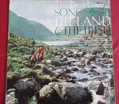 Best loved songs of Ireland and The Irish LP