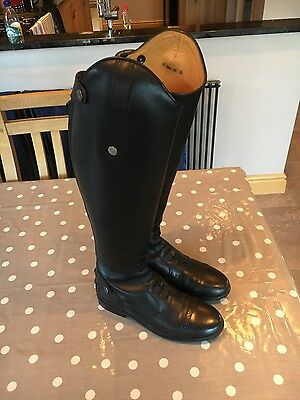 Mark Todd long competition riding boots Size 5