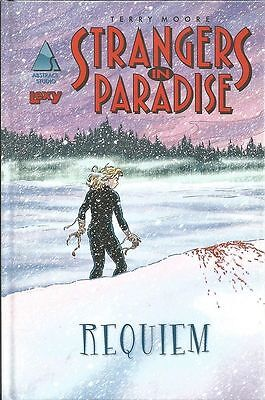 TERRY MOORE - STRANGERS in PARADISE VOLUME N.11  - fumetto d'autore
