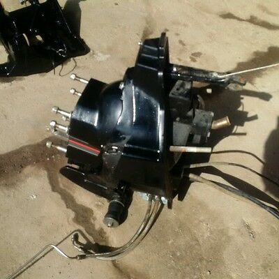 TRANSOM ASSEMBLY  Mercruiser Alpha 1 Gen 1 freshwater used VERY LOW HOURS
