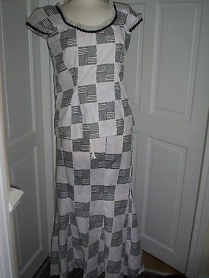 Traditional African Women 2 Piece Outfit/dress Size 12/14