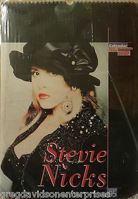 Stevie Nicks 12x17 Full Page Images Calendar 1995 Sealed Mint Fleetwood Mac