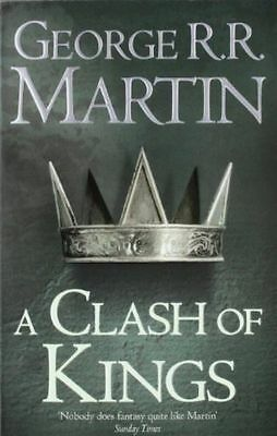 A Clash Of Kings - A Song Of Ice And Fire Book 2 - George R.R. Martin