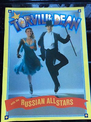 Torvill And Dean With The Russian Allstars Programme