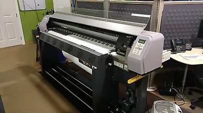 "Mimaki JV3-160SP 64"" Wide Format Printer"