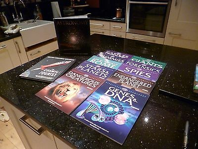 Book Set-Science and Astronomy