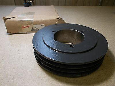"""NEW Browning 3X3V69 2-7/8"""" Bore 3-Groovey Pulley Sheave *FREE SHIPPING*"""