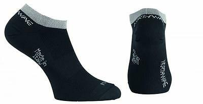 NORTHWAVE Calcetines ciclismo hombre GHOST negro/plateado