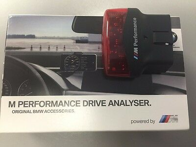 BMW M Performance Drive Analyzer 61432365115 Apple 61432365116 Android
