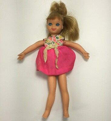 Vintage Tutti Doll Barbie Mattel Tagged Outfit
