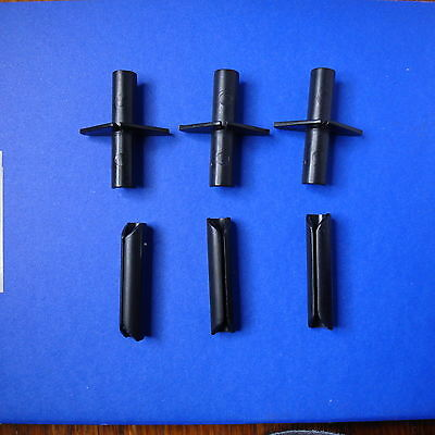 Six pack of JOBO PRINT CLIPS for print Drums 95522 paquet de 6 neuf