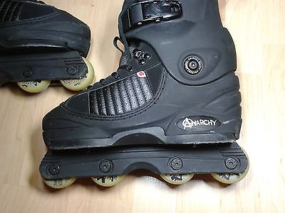 Anarchy Aggressive Inline Skates Size Uk6
