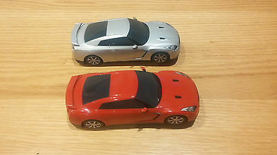 Scalextric Nissan GT-R Super Resistant Street Cars - C2991 C3129