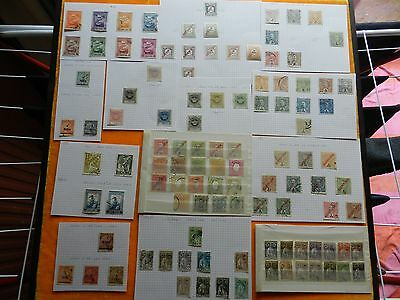 "Portugal Colonie ""India""iCollection Of 244 Stamps..Carlos,Crown & Others."