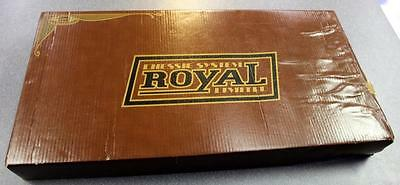 Lionel 6-1070 Chess System Royal Limited Set 1980 New Old Stock