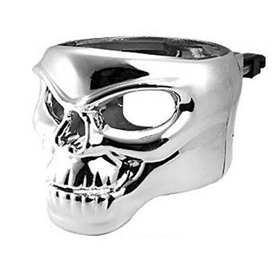 Skull Car Auto Vent Mount Cup Drink Can Bottle Holder E3M8