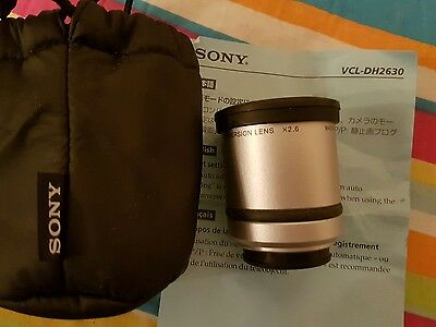 sony VCL-DH2630