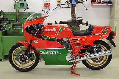 New 1985 Ducati Mike Hailwood Replica - NOS MHR Mille - Very rare, very special