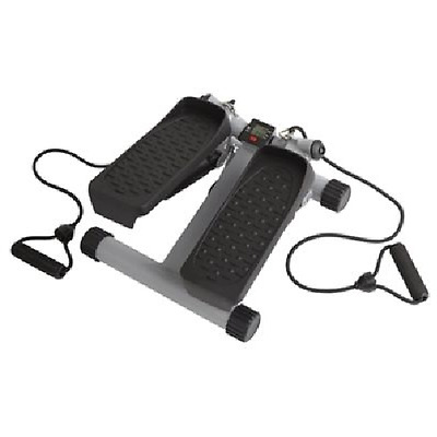 Exercise Stepper with Resistance Bands Fitness Machine - BOX OPENED