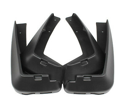Splash Guards Mud Flaps - Front & Rear  for 2010-13 Subaru Outback