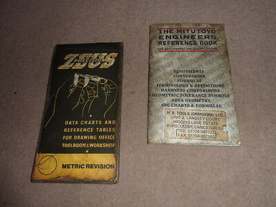 Zeus Precision And Engineers Reference Book