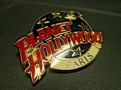 Classic Planet Hollywood Pin from Paris