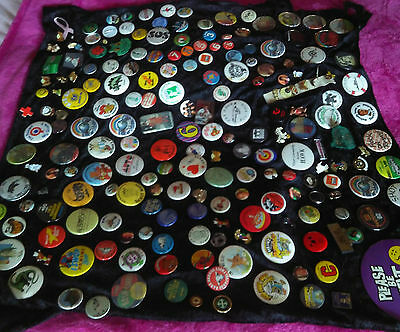 Superb, Large Collection Of Approximately 200 Badges