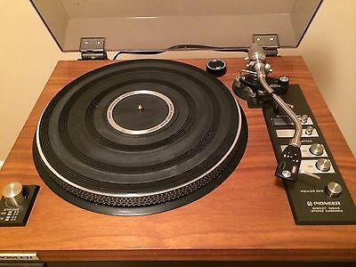 Pioneer PL-71  Vintage Audiophile Direct Drive Turntable