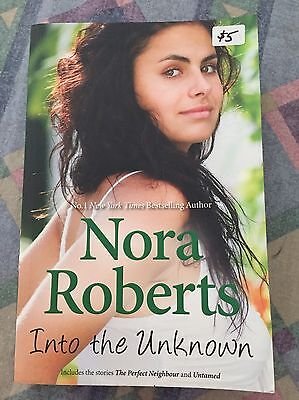 Into the Unknown By Nora Roberts 2 Books In 1