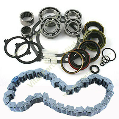 Jeep 231 Transfer Case Rebuild Bearing and Chain Kit Jeep NP 231J 1994+ 16MM
