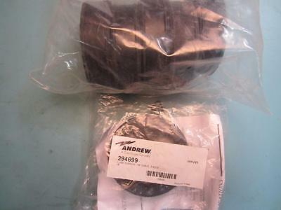 """Andrew - 294699 - Lot of 7 - 3-Hole 4"""" Cushion Insert Only for 7/8"""" Corrugated"""
