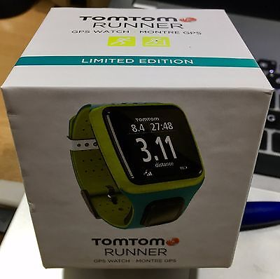 Orologio Tomtom Runner - Gps Watch Limited Edition