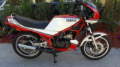 1984 Yamaha RZ350  1984 YAMAHA RZ350-NUMBERS MATCHING-MOST COLLECTABLE-KENNY ROBERTS would be proud