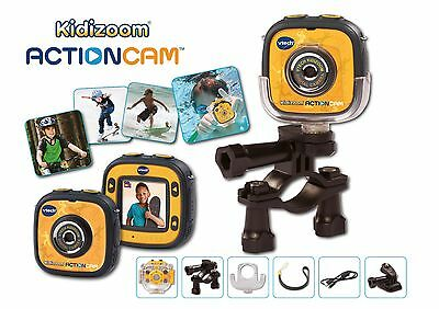 VTech Kidizoom Action Cam, video/ camera for kids, underwate 1.4-inch color LCD