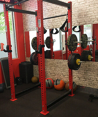 Aussie Strength Power Cage - Commercial