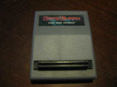 Game Shark GameShark PS1 PSX cheatcodes cartridge only