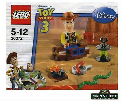 LEGO Toy Story Woody's Camp Out 30072 NEW - Free Shipping