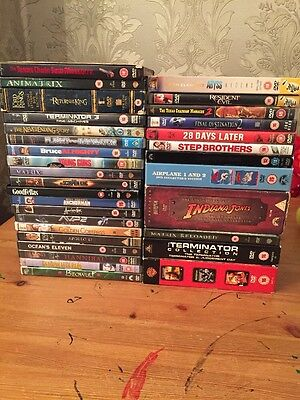 Ultimate DVD Collection Job lot Classic Horror And More 40 DVDs