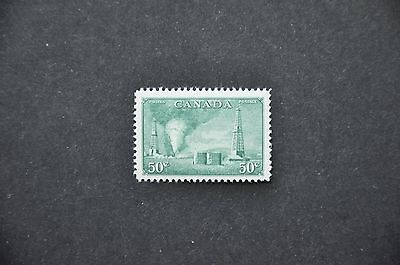 #294 Oil Well Fine MNH Canadian stamps