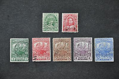 2 Lots of Fine used Newfoundland stamps
