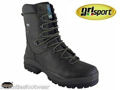 Mens Hunting Shooting Boots - Grisport Keeper  Size 6 7 8 9 10 11 12 Waterproof