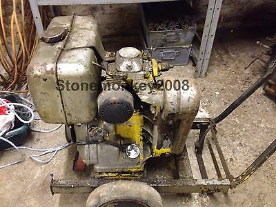 Petter Lister aa1 Engine Generator Water Pump Good Working Order