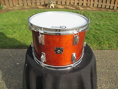 Vintage Tama Superstar 13 x 9 Tom, Japan Made 1980s, Birch Lacquer Finish Nice!