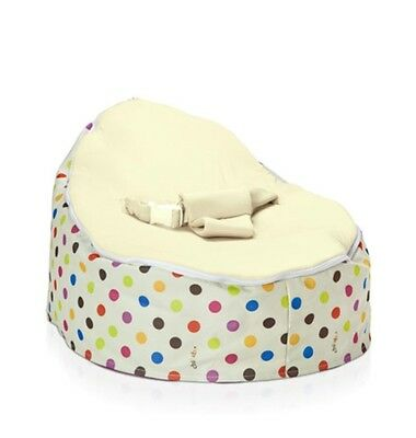 Chibebe Baby Beanbag With Warmer And Rocker Snuggle Pod