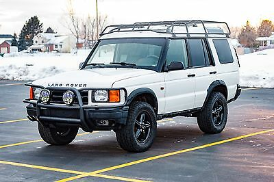 1999 Land Rover Discovery  1999 Land Rover Discovery 2 - Excellent Condition