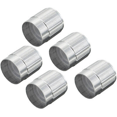 5PCS Aluminum Knobs Rotary Switch Potentiometer Volume Control Pointer Hole 6mm