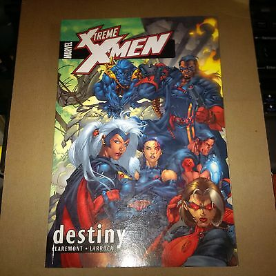 X-TREME X-MEN VOL 1 tpb Destiny CLAREMONT LARROCA MARVEL