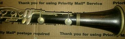 Vintage La Sete Clarinet Made in Germany (NO case) free shipping